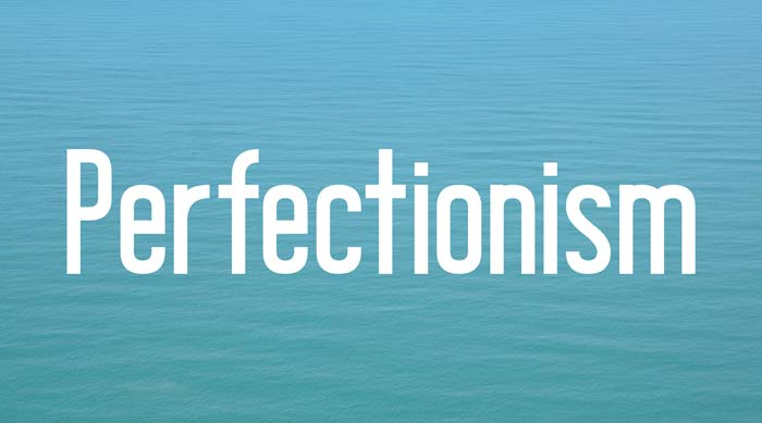 perfectionism cadence psychology