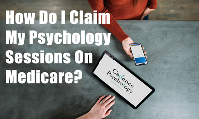 mental health care plan guide cadence psychology feature